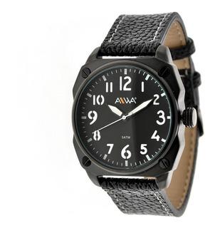 Reloj Hombre Sumergible Aiwa 50 Metros Spider Mbml505