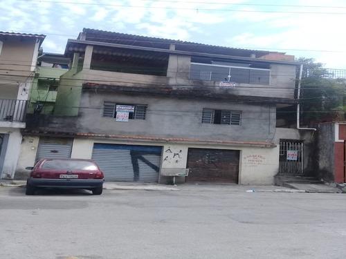 Sobrado, Pq. Dos Palmares, Osasco, 1 Dorm - 6510