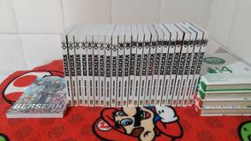 Berserk - 24 Volumes (edição De Luxo Da Panini)