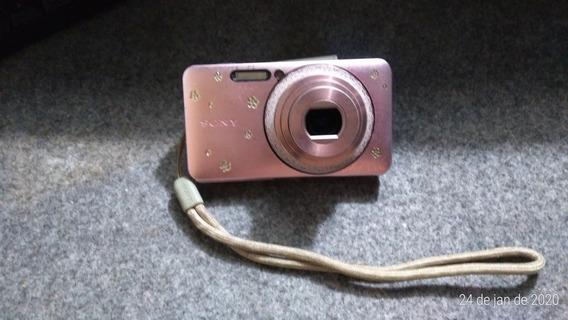 Câmera Fotográfica Digital SonyCyber-shot 16.1 Mega Pixel