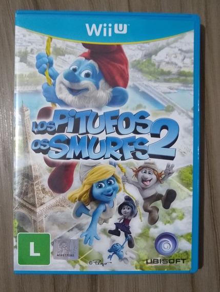 The Smurfs 2 - Jogo Wii U Original Mídia Fisica