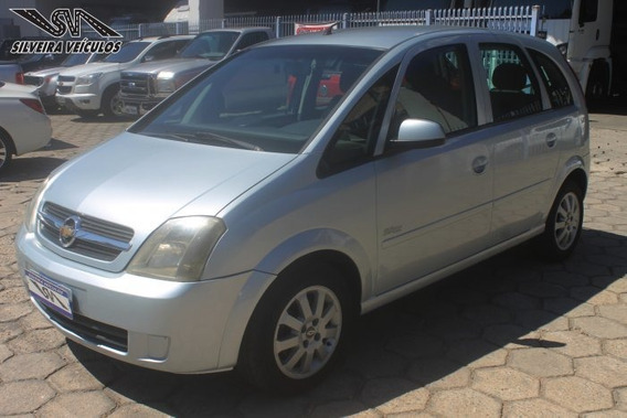 Meriva 1.8 Mpfi Maxx 8v Flex 4p Manual