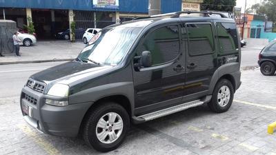 Fiat Doblo Adv 1,8 Locker 6 Lug 2009 $ 30900 Financiamos