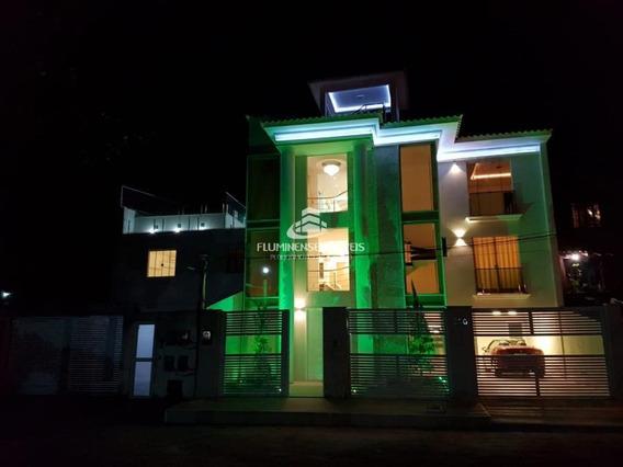 Casa Residencial 4 Dormitórios - Camboinhas, Niterói / Rio De Janeiro - Cav21877