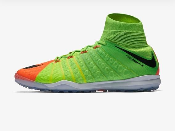 Botines Nike Hypervenomx Próximo Ii Df Tf