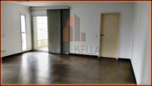 Imagem 1 de 8 de Apartamento Com 1 Dormitório Para Alugar, 80 M² Por R$ 2.100,00/mês - Jardim - Santo André/sp - Ap4068