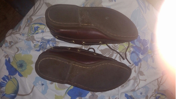 Zapatos Nauticos Sperry Talle 40 Un Uso