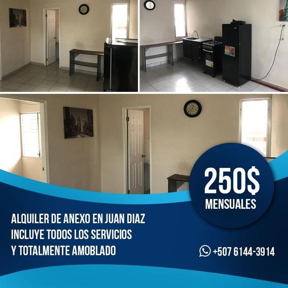 Alquilo Anexo En Juan Diaz