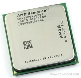 Processador Amd Semprom 2800 3000 Socket 754