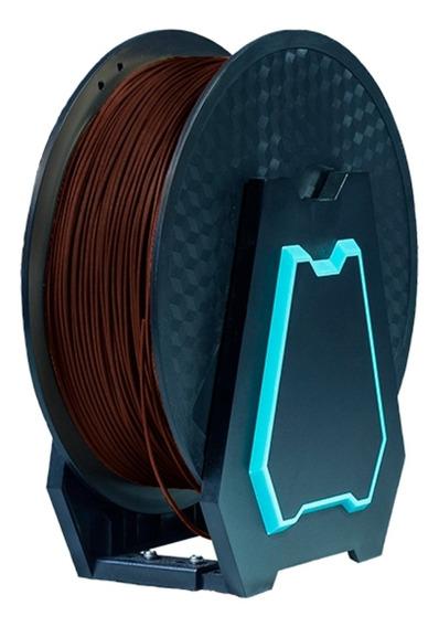 Filamento 3d Rise Pla 1,75mm Marron 1kg
