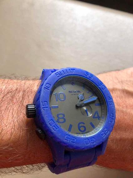 Relógio Nixon 51-30, Original, Usado (sem Bateria)