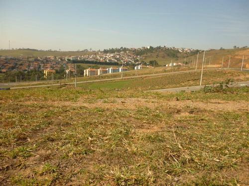 Terreno Residencial Em Itatiba. - Te0923