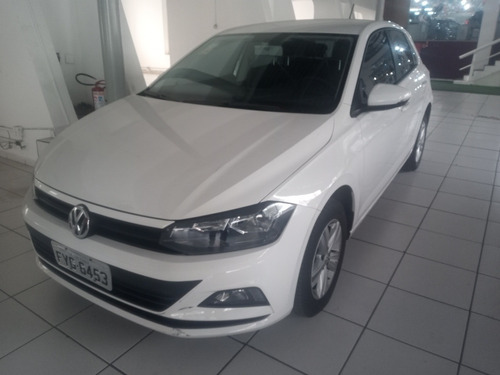 Imagem 1 de 10 de Volkswagen Polo 2020 1.6 16v Msi 5p