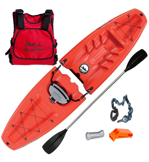 Kayak Desarmable Oahu By Emp Nautica Completo Simple P Hsale