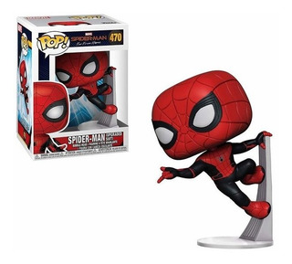 Funko Pop 470 - Spider-man Far From Home (upgraded Suit)