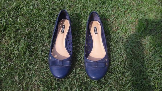 Sapato Azul Arezzo