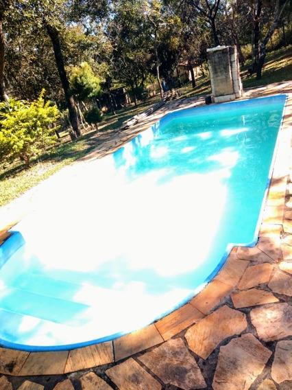 Sitio Com 20 Mts² Com Casa De 3 Quartos No Capim Rasteiro -chácaras Campo Alegre Contagem - 1638