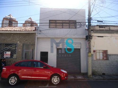 Ponto Comercial À Venda, Centro, Mogi Das Cruzes. - Pt0002