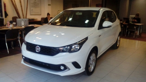 Fiat Argo 0km 2021 - Retirá Con 142mil Y Cuotas -l