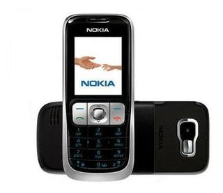 Nokia 2630 - C/ Rádio Fm - Funciona Somente Vivo - Novo