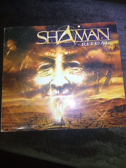 Cd Shaman Ritual Digipack