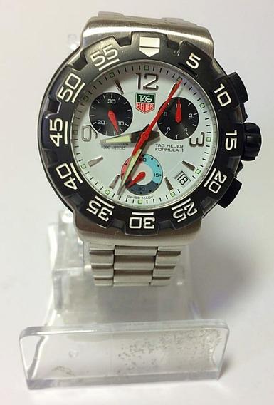 Relógio Tag Heuer F 1 Original Nível Ômega Rolex Tissot Oris