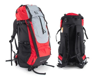 Mochila Mochilero Discovery Adventure 75lts Camping Trekking