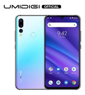Celular Umidigi A5 Pro 4gb Ram 32gb Internos Azul Nuevos