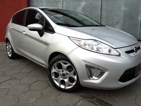 Ford Fiesta Kinetic Titanium *excelente Estado*