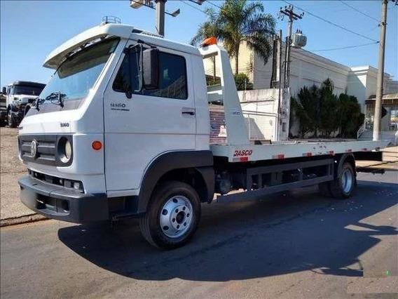 Vw 9.160 Guincho Plataforma Delivery 2014