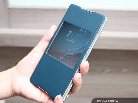 Capa Case Style Cover Scr30 Original Sony Xperia Z4 E Z3+