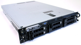 Servidor Dell Poweredge 2850 2 Xeon 6 Giga 2 Hd 73 Giga