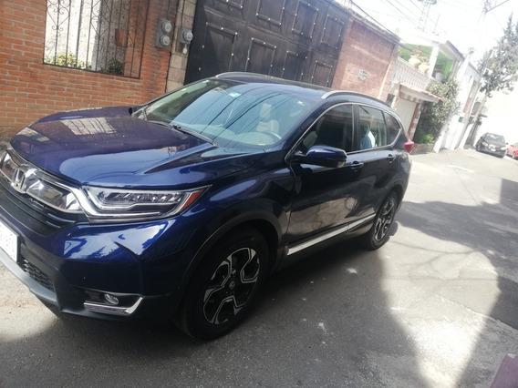 Honda Cr-v 1.5 Touring Cvt 2017