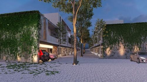 Imagen 1 de 12 de Preventa De Townhouse Mod. A En Priv., Kuro, Mérida, Yucatán