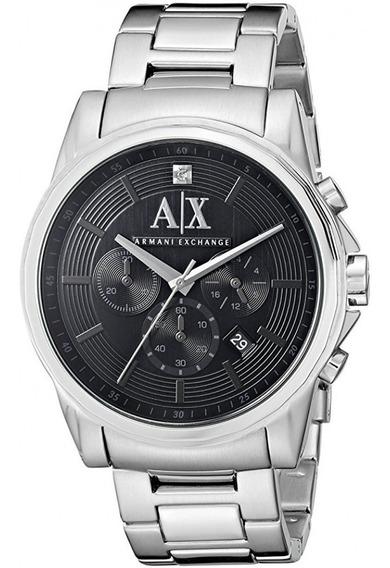 Relógio Armani Exchange Ax2504 Diamond Series