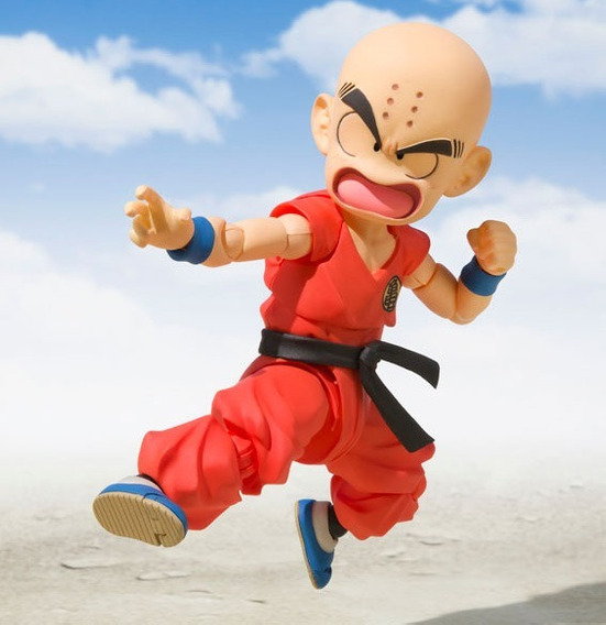 S.h.figuarts Krillin -the Early Years-
