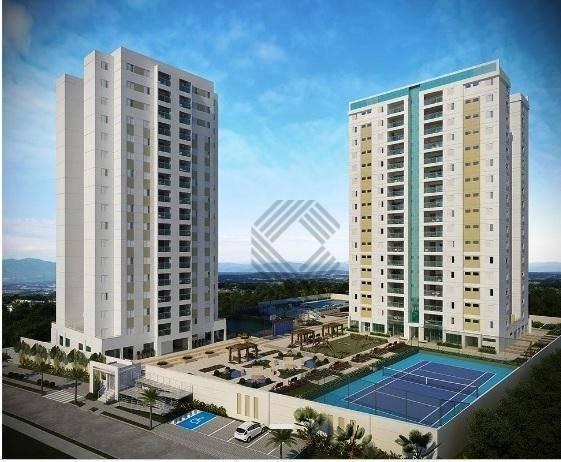 Apartamento Com 3 Dormitórios À Venda, 125 M² Por R$ 747.000 - Parque Campolim - Sorocaba/sp - Ap7866
