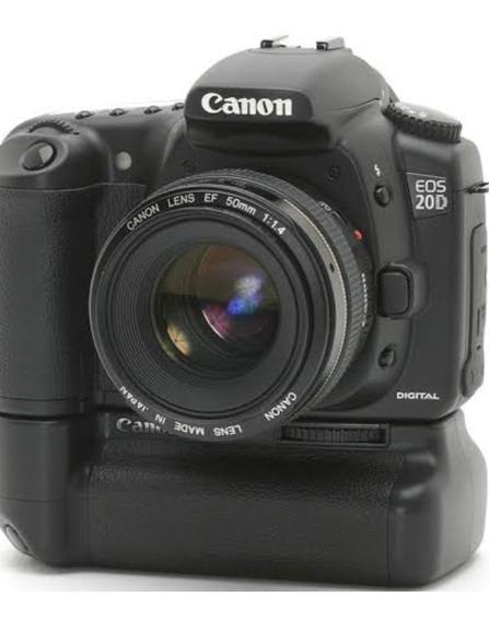 Canon 20d E Battery Grip