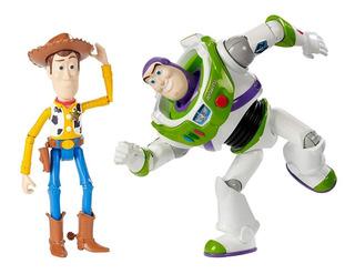 Woody Y Buzz Lightyear Toy Story