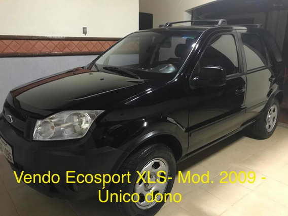 Ford Ecosport 1.6 Xls Flex 5p 105 Hp 2009