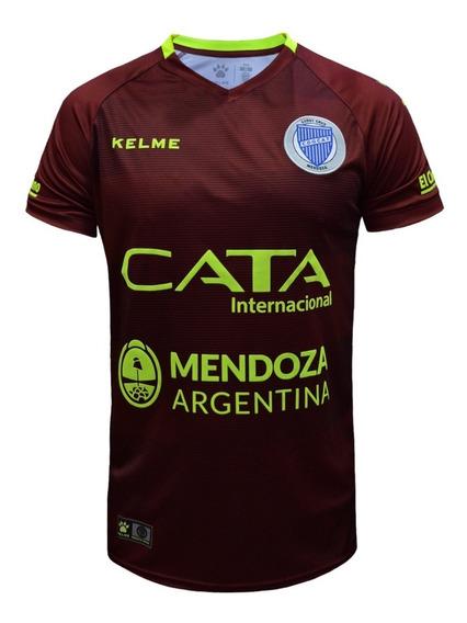 Camiseta Godoy Cruz Edicion Limitada Copa Kelme 2019