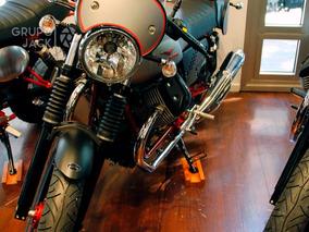 Motoplex Jack | Moto Guzzi Racer V7 750 Cc Moto 0km Madero D
