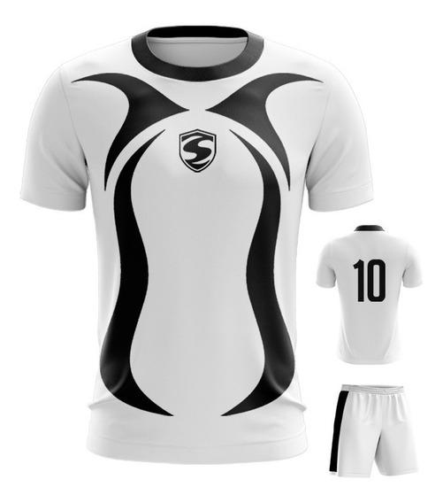 Camisa Time De Futebol Dry Fit - Cod. 003