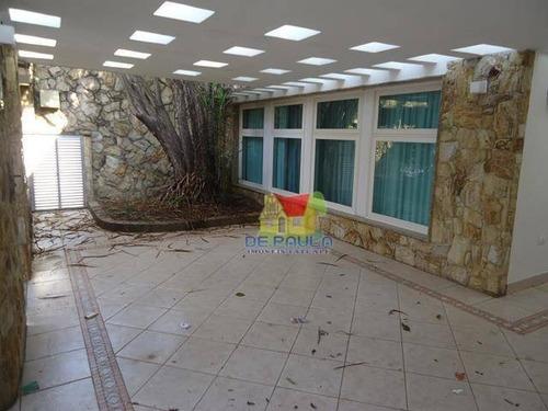 Imagem 1 de 30 de Sobrado Com 4 Dormitórios À Venda, 500 M² Por R$ 2.800.000,00 - Tatuapé - São Paulo/sp - So0351