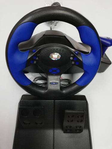 Control Volante Joystick 4 En 1 Para Pc Ps3 Ps2 Xbox