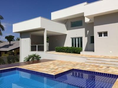 Casa No Itamaracá Com 3 Suítes À Venda, 300 M² Por R$ 2.050.000 - Condomínio - Valinhos/sp - Ca3320