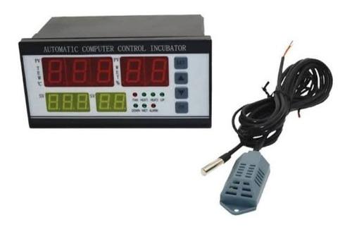 Imagen 1 de 1 de Controlador Digital De Tempertura Xm18