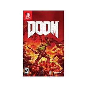 Doom Switch Mídia Física