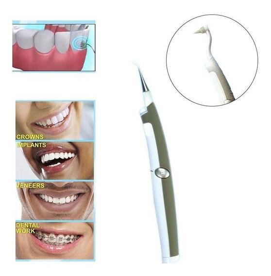 Aparelhor Limpeza Dental Dentes Remove Placas Tartaro Mancha