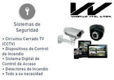 Servicio Técnico / Camaras Cctv / Redes / Software / Web